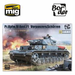 Pz.Kpfw.IV Ausf.G. BORDER MODEL