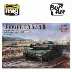 Leopard 2 A5/A6.