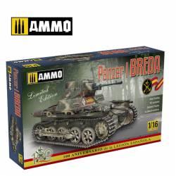 Panzer I Breda.