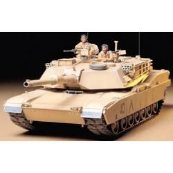 Tanque Abrams M1A1. TAMIYA 35156