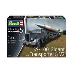 SS-100 Gigant with transporter V2.