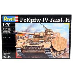Pzkpfw VI Ausf. H Tiger.