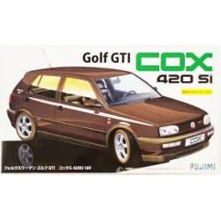 Volkswagen Golf GTI COX 420 SI 16V.