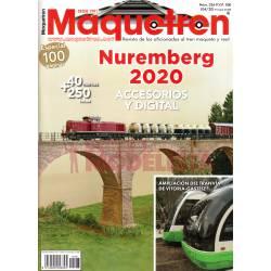 Revista Maquetren, nº 326.