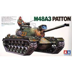 M48A3 Patton. TAMIYA 35120