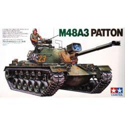 Tanque M48A3 Patton. TAMIYA 35120