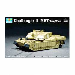 Challenguer II MBT. TRUMPETER 07215