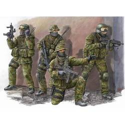 Modern german KSK commandos.