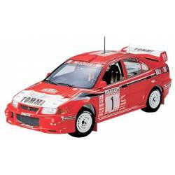 Mitsubishi Lancer Evolution VI WRC.
