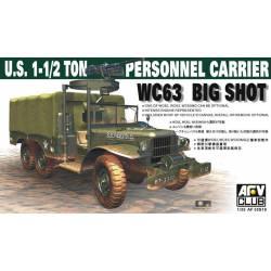 Dodge 1-1/2t 6x6 Truck. WC63.
