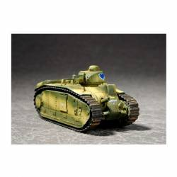 French Char B1 bis. TRUMPETER 07263