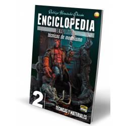 Enciclopedia de figuras. Vol. 2. Técnicas y materiales.