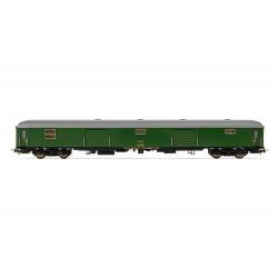 Luggage van DD-8100, RENFE.