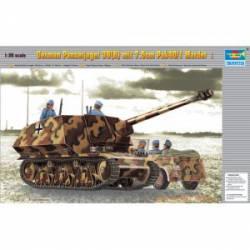 German Panzerjager 39, Marder I. TRUMPETER 00354