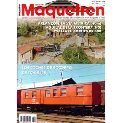 Revista Maquetren, nº 327.