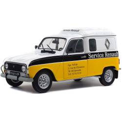Renault 4 F4, Renault service.
