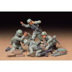 German infantry mortar team set. TAMIYA 35193