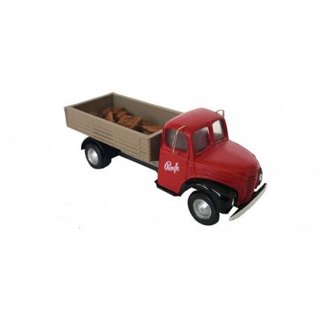 Ebro truck.