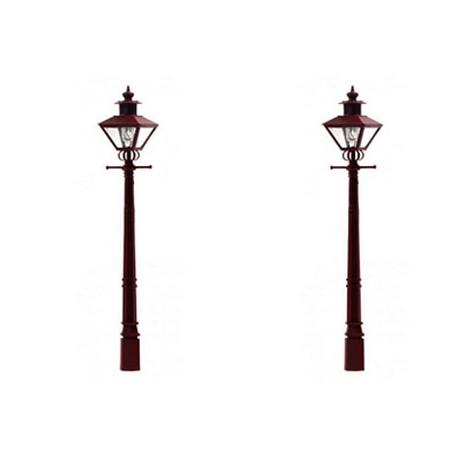 Park lamp.