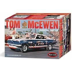 Tom McEwen, Barracuda Funny Car.