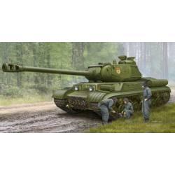 Soviet JS-2M Heavy Tank-Early.