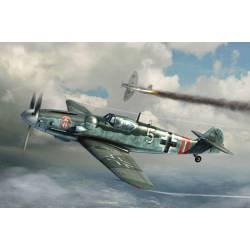 Messerschmitt Bf 109 G-6.