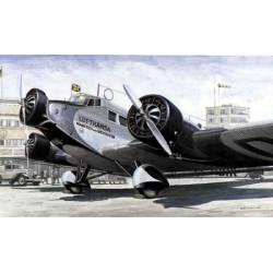 Junkers JU-52/3M. ITALERI 0150