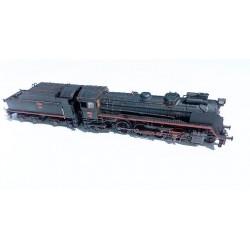 "Steam locomotive 141F-2315, ""Mikado"". Weathered."