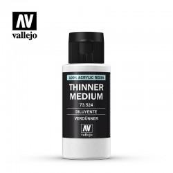 Thinner 60 ml.