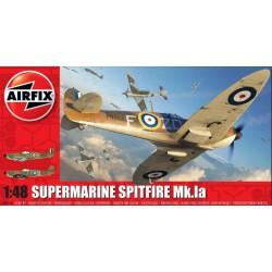 Supermarine Spitfire Mk1a.