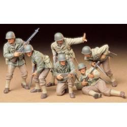 Infantería de asalto estadounidense.