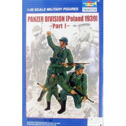 Panzer Division. Polonia 1939. TRUMPETER 00402