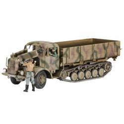 "Vehículo semioruga L4500R ""Maultier"". REVELL 03091"