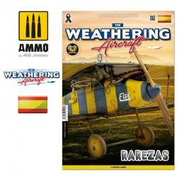 The Weathering Magazine Aircraft: Rarezas.