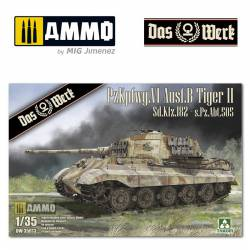 PzKpfwg. VI Ausf.B Tiger II Sd.Kfz.182.