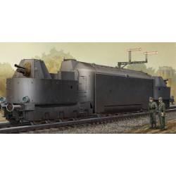 German armored train Panzertriebwag. Nr 16.