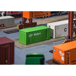 20' container CP Ships.