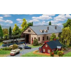 Naumburg Tram depot