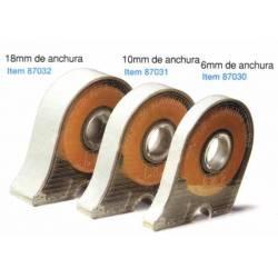 Maskint tape 18 mm.