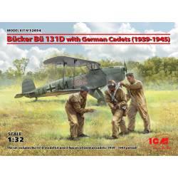 Bücker Bü 131D.