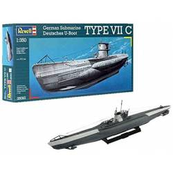 German submarine type VII C.