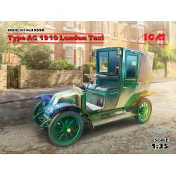 Type AG 1910 London taxi.