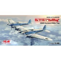 """He 111Z-1 """"Zwilling""""."""