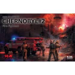 Chernobyl 1: Radiation monitoring station.