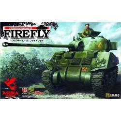 British Sherman VC Firefly.
