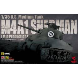 M4A1 Sherman Mid production.