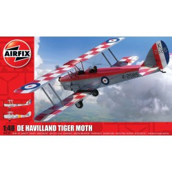 De Havilland D.H.82a Tiger Moth.