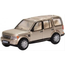 Land Rover Discovery 4 Ipanema.
