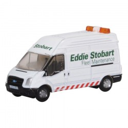 Furgoneta Ford Transit, Eddie Stobart.