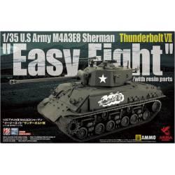 """M4A3E8 Sherman """"Thunderbolt VII""""."""